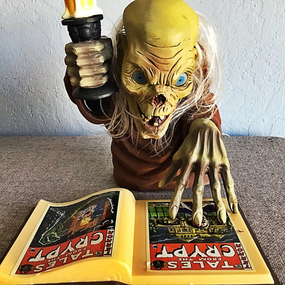 Tales From The Crypt Crypt Keeper Candelabra