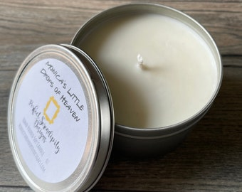 Chocolate scented candle, Monica's Little Drops of Heaven candle, Smells like Better Than Sex cake, Friends Candle, Housewarming gift
