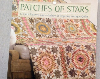 Patches of Stars by Edyta Sitar for Laundry Basket Quilts