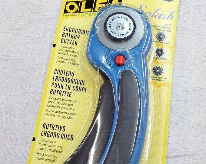 Olfa 45mm rotary cutter...Splash rotary cutter