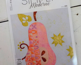 Simply Moderne by Quiltmania 2021 issue 26