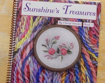 Sunshine's Treasures book 1 by Cheryl Schuler
