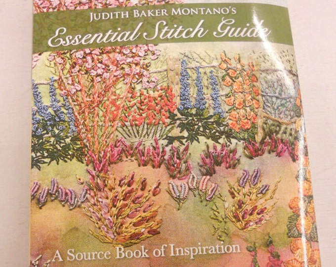 Essential Stitch Guide by Judith Baker Montano