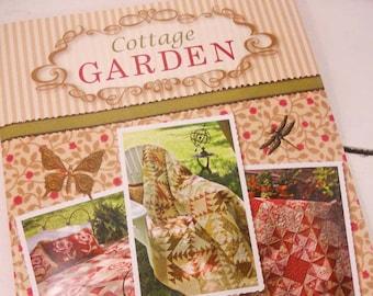 Cottage Garden by Renée Nanneman of Need'l Love