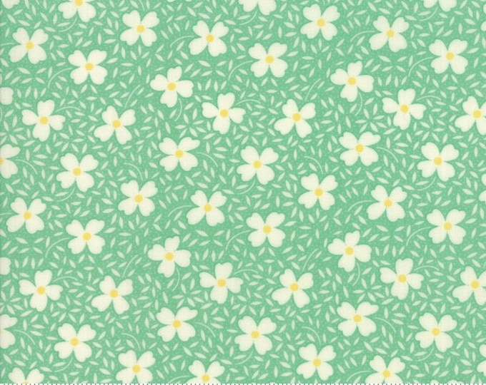 30s Playtime 2018 Aloe 33351 15 by Chloe's Closet for Moda Fabrics