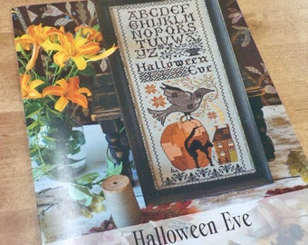 Halloween Eve by Blackbird Designs...cross-stitch design