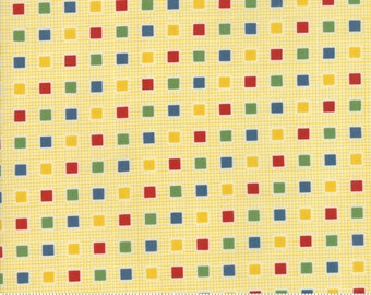 Play All Day Yellow 21745 13 by American Jane for moda fabrics