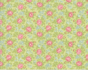 Bramble Cottage 18694-14 Willow by Brenda Riddle Designs for Moda Fabrics