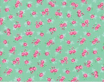 Guest Room Grass 8411 16 by Kristyne Czepuryk of Pretty by Hand for Moda Fabrics
