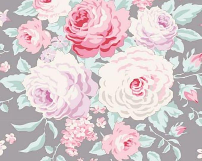 Old Rose Lydia Grey TIL100206-V11...a Tilda Collection designed by Tone Finnanger