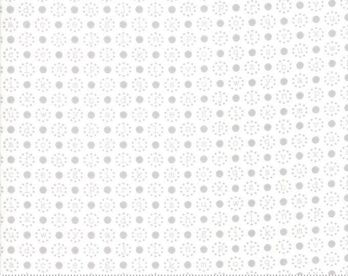 Sugarcreek Grey 29074 22 by Corey Yoder of Little Miss Shabby for Moda Fabrics