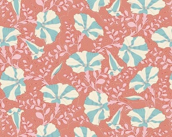 Gardenlife Striped Petunia Coral..a Tilda Collection designed by Tone Finnanger