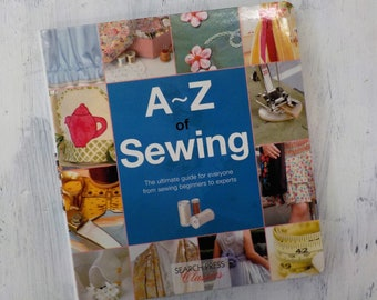 A~Z of Sewing by Search Press Classics
