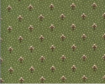 Elinores Endeavor Pine Needles 31613 15 fabric designed by Betsy Chutchian for Moda Fabrics