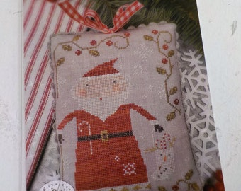 Merry Old Soul by Brenda Gervais of With Thy Needle & Thread...cross-stitch design