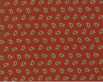 Spice It Up Redder Rust 38058 16 by Jo Morton for Moda Fabrics