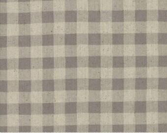 Homegrown Linens Barnyard Grey 19826 11L Moda Gingham by Deb Strain for Moda Fabrics