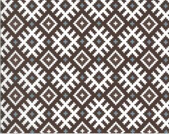 Folktale Gypsy Kiss Coco 5122 18 by Lella Boutique for Moda Fabrics