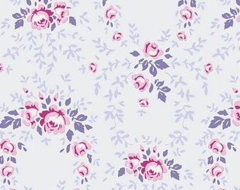 Old Rose Lucy Lavender Mist TIL100219-V11...a Tilda Collection designed by Tone Finnanger