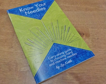 Know Your Needles by Liz Kettle
