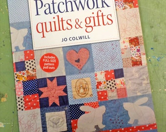 Patchwork Quilts and Gifts by Jo Colwill