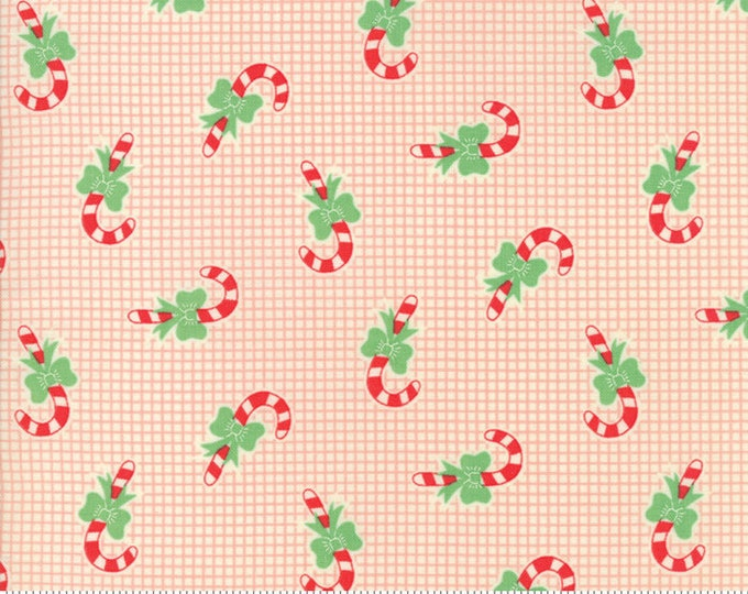 Swell Christmas Pink 31124 11 by Urban Chiks for Moda Fabrics