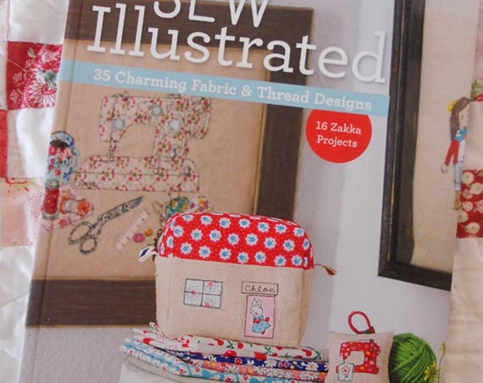 Sew Illustrated by Minki Kim and Kristin Esser