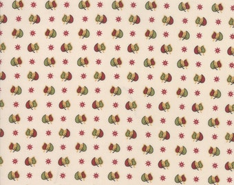 Glad Tidings Cream 38098 13 by Jo Morton for Moda Fabrics