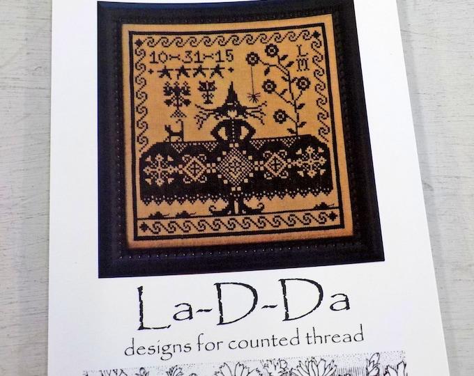 Which Witch? by La-D-Da...cross stitch pattern