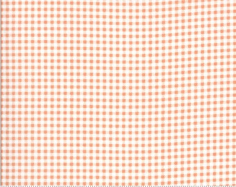 Apricot and Ash Coral 29105 12 by Corey Yoder of Coriander Quilts for Moda Fabrics