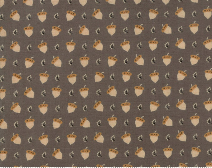 101 Maple Street Maple Syrup 2931 16 designed by Bunny Hill Designs for Moda Fabrics