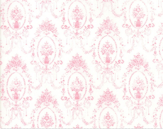 Amberley 18672 14 peony by Brenda Riddle Designs for Moda Fabrics