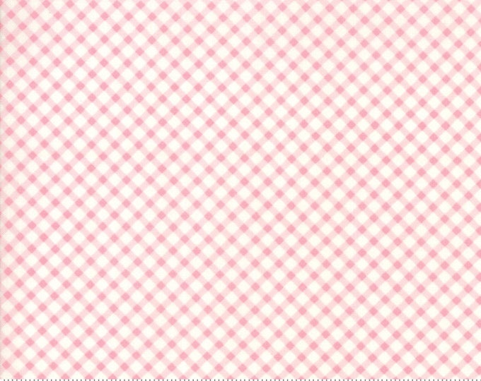 Finnegan 18685-17 Pink by Brenda Riddle Designs for Moda Fabrics