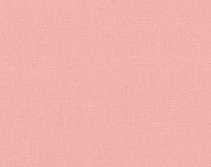 Bella Solids Bunny Hill Pink 9900 195 by moda fabrics