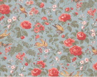 Daybreak Dewdrop 44241 15 by 3 Sisters for Moda Fabrics