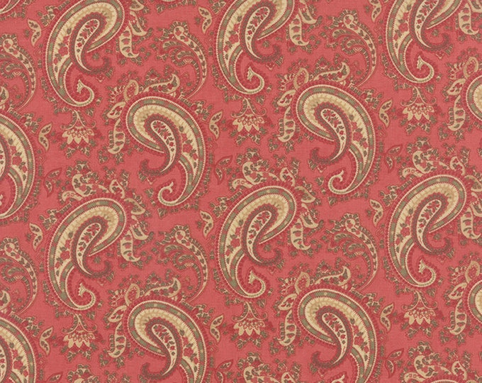 3 Sisters Favorites Rouge 3730 15 by 3 Sisters for moda fabrics