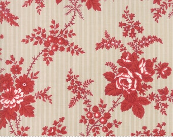 Northport Red 14880 13 by Minick and Simpson for Moda Fabrics