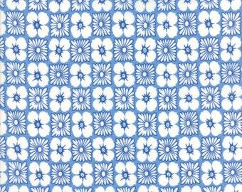 Feed Sacks True Blue 30's Blue 23304 13 by Linzee Kull McCray for Moda Fabrics