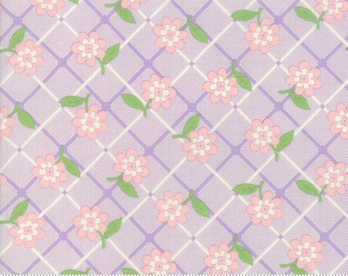 30s Playtime 2018 Lilac 33354 12 by Chloe's Closet for Moda Fabrics