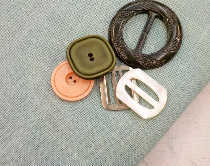 Weeks Dye Works, Sea Foam, 32ct, Fat Quarter, 100% linen, cross stitch linen