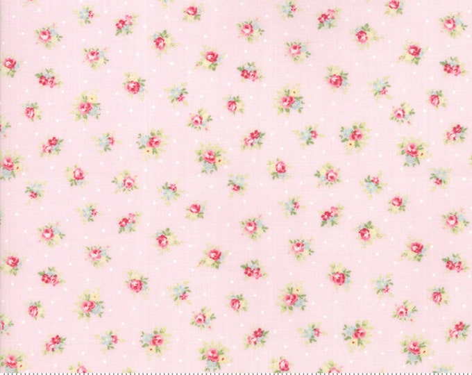 Amberley 18671 15 peony by Brenda Riddle Designs for Moda Fabrics