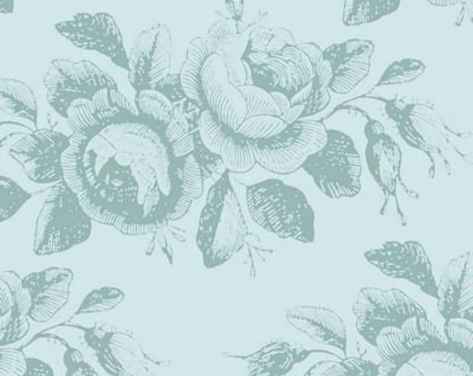 Old Rose Mary Teal TIL100207-V11...a Tilda Collection designed by Tone Finnanger