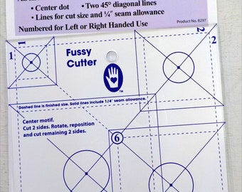 Multi-Size Fussy Cutter by Marti Michell