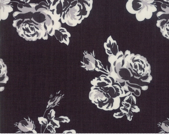 Urban Cottage Black 31130 14 by Urban Chiks for Moda Fabrics