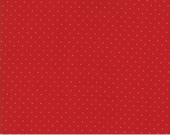Play All Day Red 21098 135 by American Jane for moda fabrics