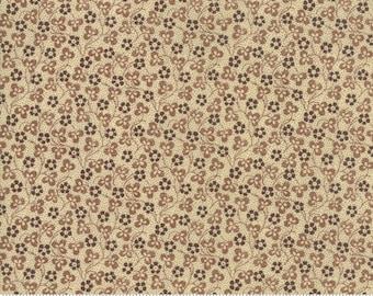 Harriet's Handwork 1820-1840 Biscuit 31576 11 by Betsy Chutchian for Moda Fabrics