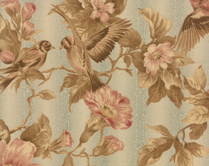 Heritage, collections for a cause 10th Anniversary, Aqua 46000 12 by Howard Marcus for Moda Fabrics