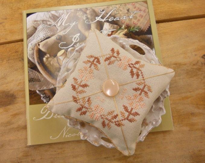 Rosemary Pinkeep kit from My Heart is True by Blackbird Designs