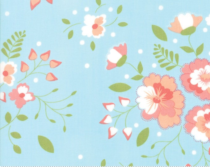 Sugarcreek Sky 29070 18 by Corey Yoder of Little Miss Shabby for Moda Fabrics