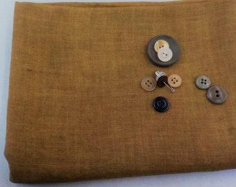 Weeks Dye Works, Havana, 40ct, Fat Quarter, 100% linen, cross stitch linen